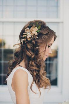 Pretty hair - Wedding Diary