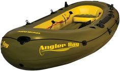 Angler Bay Inflatable Boats are designed to give you all the components you need to have a great fishing adventure. There are 2 rod holders, multiple molded dri Best Inflatable Boat, Inflatable Fishing Kayak, Kayak Fishing, Fishing Boats, Giant Inflatable, Kayaking Tips, Sport Boats, Kayak Storage, Wattpad