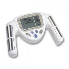 Omron BF306 Hand Held Body Fat/Composition Monitor/scale/analyser