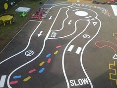 playground roads - Bing Images