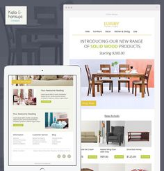 Sales Responsive HTML email Newsletter by KalaAndHansujaStudio