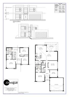 Floorplan for BURNS BEACH