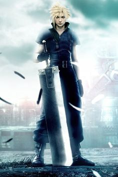 final fantasy vii cloud - Android Wallpapers HD
