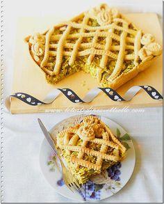 Le Torte di Pezzettiello e non solo...: Torta salata con zucchine e senape