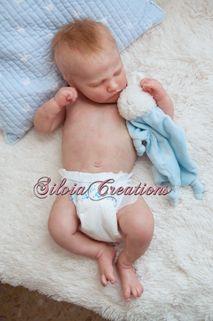 Reborn Owen por Silvia Creations