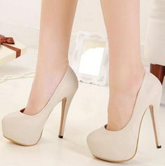 fashion party women shoes woman spring autumn 2014 ladies black nude platform pumps girls sexy thin high heels female YD141256-in Pumps from Shoes on Aliexpress.com | Alibaba Group