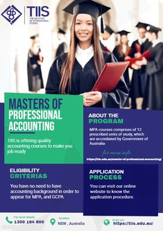 Master of Professional Accounting Course in Sydney, Australia Corporate Accounting, Professional Accounting, Accounting Career, Accounting Course, Accounting Principles, Graduation Templates, Teacher Must Haves, Choosing A Career, Graduation Post