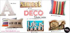 Diseños súper originales en nuestra sección #Deco de www.tiendadcm.com. ¿Cuál te gusta más?