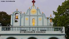 St. Michael's Church, Manickpur. Vasai West.