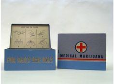 Medical Marijuana Tin Box