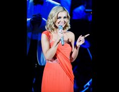 Dancing With the Stars Contestant Katherine Jenkins Through the Years. See Other Photos Here --> http://bit.ly/GDNL5h