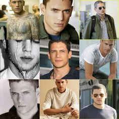 I love Wentworth Miller
