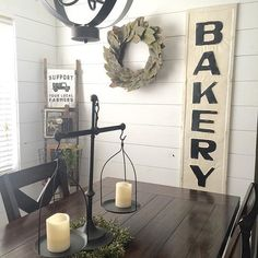 Another creative & lovely styling of our ever-popular Balance Scales! Thanks for the tag! #homedecor #home