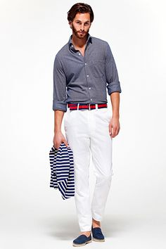 CH Men's Ready-to-Wear 2012 Spring-Summer