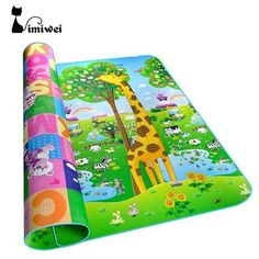 imiwei Baby Play Mat Developing Rug Puzzle Mat Mats Kids Rugs Mat for Children Kids Toys For Newborns Eva Foam Carpets Baby Toys