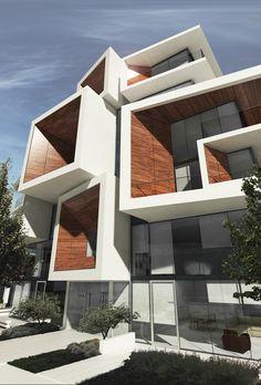 The Aperture Building | Arno Matis Architecture