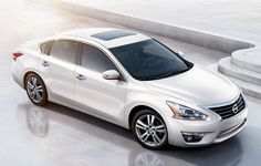 2013 Nissan Altima- love the new body, but i love my MAXI way better!!!