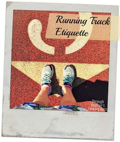 Believe it or not, there is a code or conduct, or etiquette you should follow when running at the track. Whether it be sprints or a long run, be sure you follow the rules of your local track before doing your workout!