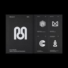 Logo Archive, Online Archive, Zine, Chemistry, Logo Design, Clock, Logos, Watch, Logo