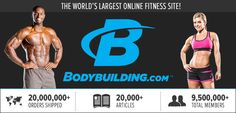 The largest selection of Bodybuilding Articles, Exercises, Workouts, Supplements, & Community to help you reach your fitness goals!