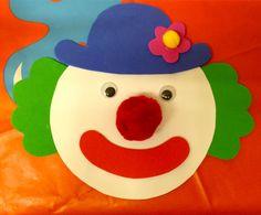 clown invitation