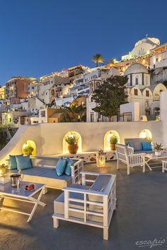 Beautiful Santorini. Athina Luxury Suites.  Fira, Greece - Griechenland #greekislands #travel #bucketlist