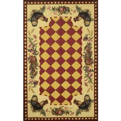 Love this rug so much.... I have it in my kitchen in front of my sink!!!