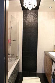 otóż moja 4m łazienka, wc jest osobno. Juz bym coś tam inaczej zrobiła ale generalnie w tym klimacie