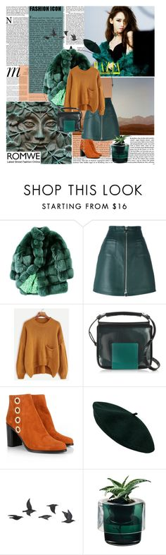 """perspective"" by ani-onni ❤ liked on Polyvore featuring Whiteley, ESCADA, Carven, Jil Sander, Chloé, Jayson Home and Nude"
