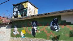 San Cristobal de las Casas street art
