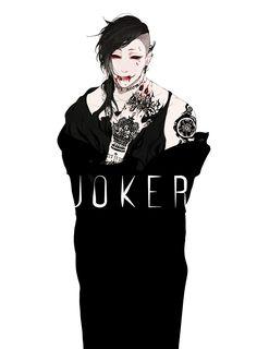 Uta ▪ ウタ ▪ Tokyo Ghoul ▪ 東京喰種