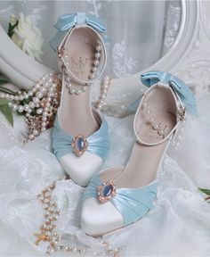 Inmyname -The Dance Party- Vintage Classic Lolita Shoes,Lolita Footwear, Bridal Shoes, Wedding Shoes, Wedding Dress, Wedding Reception, Cute Shoes, Me Too Shoes, Trendy Shoes, Kawaii Shoes, Estilo Lolita