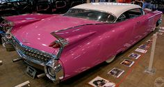 1959 Cadillac Coupe Deville - Back by Chad Horwedel, via Flickr