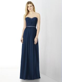 After Six Bridesmaids Style 6730 http://www.dessy.com/dresses/bridesmaid/6730/#.Vd8BjdNViko