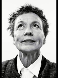 Laurie Anderson, 2015