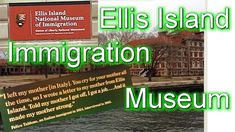 Ellis Island National Museum of Immigration Tour