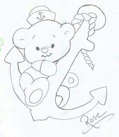 Ursinho marinheiro                                                       …