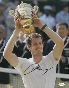 1322efc79f Andy Murray became the first British man to win Wimbledon since 1936 after  crushing Novak Djokovic in straight sets. The man from Dunblane