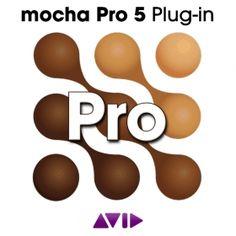 mocha Pro 5 PLUGIN pro Avid Media Composer, ESD download