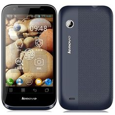 Lenovo LePhone S686 Android 4.0 OS Snapdragon MSM8255 1.2G 4.3 Inch IPS Screen 3G GPS
