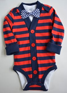 Hey, I found this really awesome Etsy listing at http://www.etsy.com/listing/169795966/baby-cardigan-and-bow-tie-set-baby