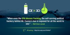 EPA Water Study Supports Safe Fracking