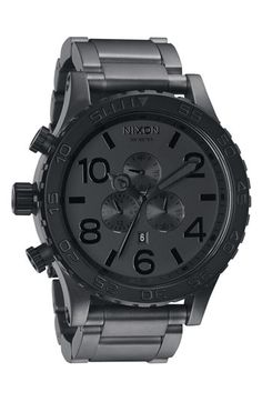 Nixon The 51-30 Chrono Watch available at #Nordstrom