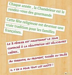 La Chandeleur!