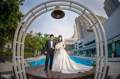 婚攝 羅賓 Robbin0919: [婚禮記錄] 文淵_培瑜_迎娶@高雄華園大飯店 hotel holiday garden