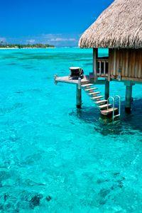 Tropical Tahiti Paradise