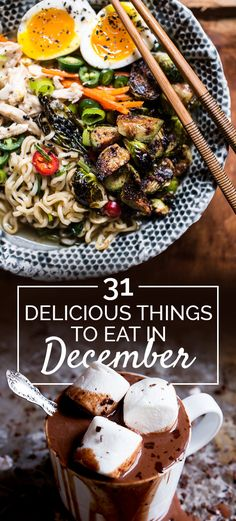 31 Delicious Things You Should Eat In December