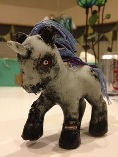 Zombie My Little Poney | eBay