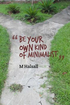Our new blog post is now up. Minimalism: It's time for books Check it out at www.levelsofminimalism.com