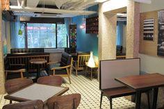 ユースホステルに生まれ変わった香港の歴史的建造物「美荷樓」 - WSJ.com